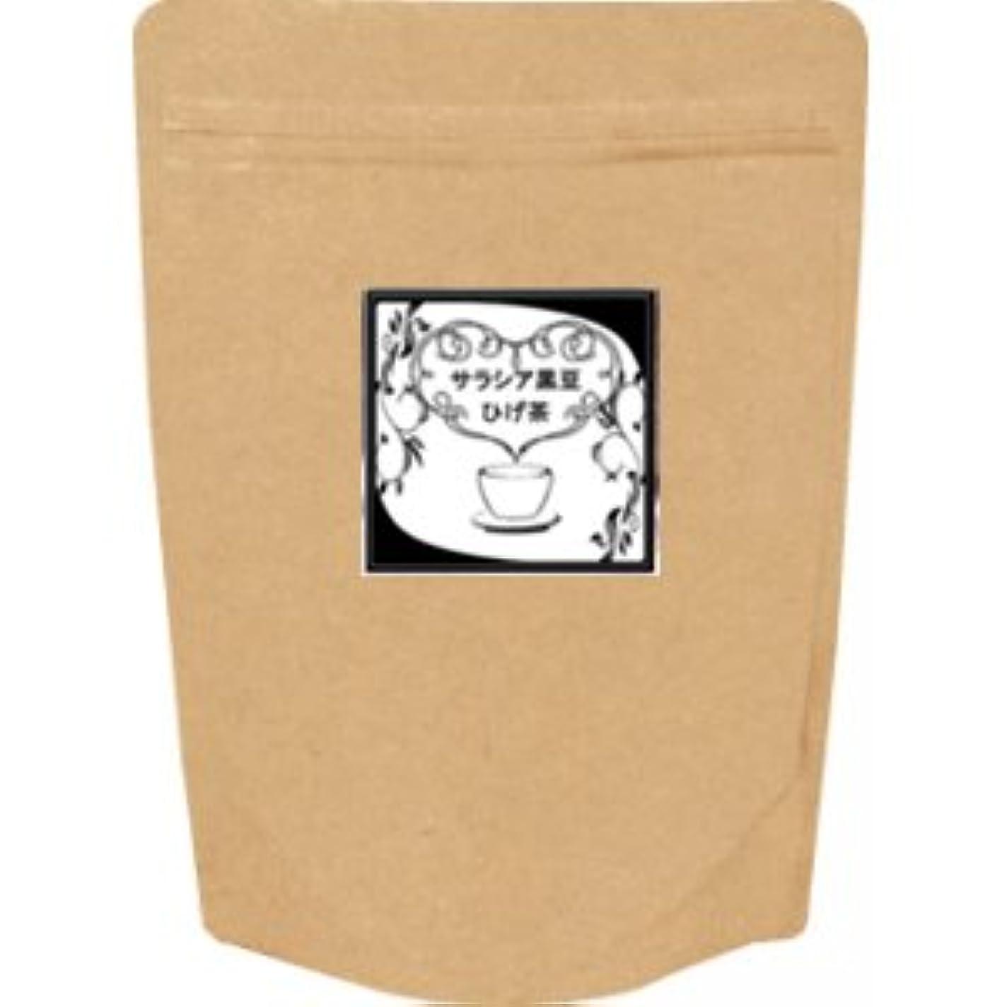 混雑減る格納【抗糖花】サラシア黒豆ひげ茶(お徳用ティーバッグ100ヶ)