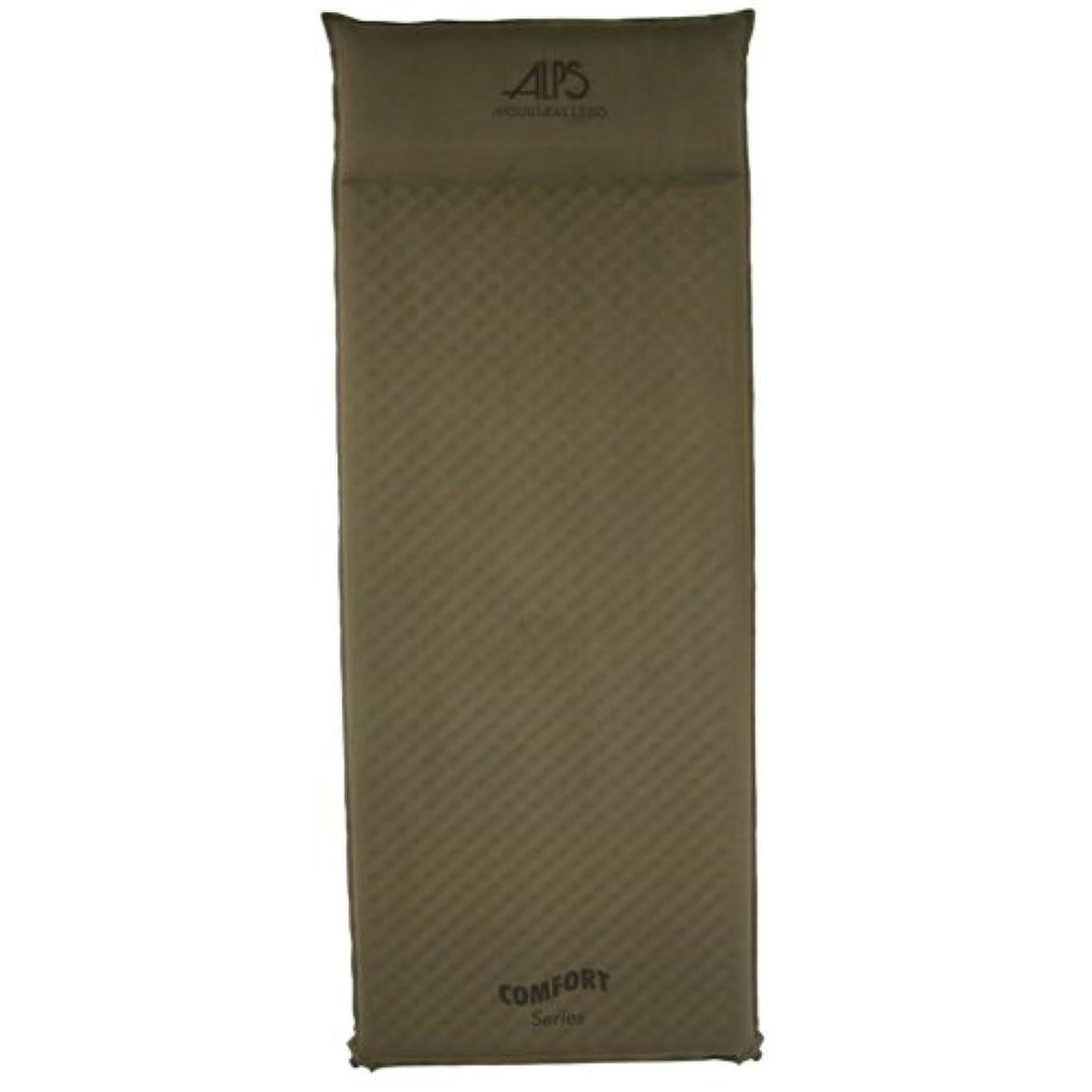 インタラクションそれに応じてチップComfort Series Self-Inflating Pad - XL by ALPS Mountaineering