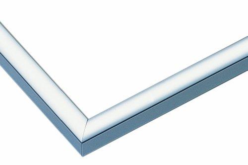 アルミ製パズルフレーム パネルマックス シルバー (34x102cm)