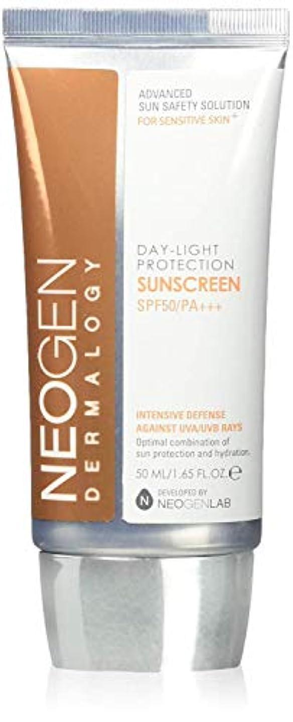 アナリスト置換虫NEOGEN デイ ライト プロテクション サンスクリーン 50ml /SPF50 / PA+++ /ネオゼン Day-Light Protection Sun Screen/韓国日焼け止め