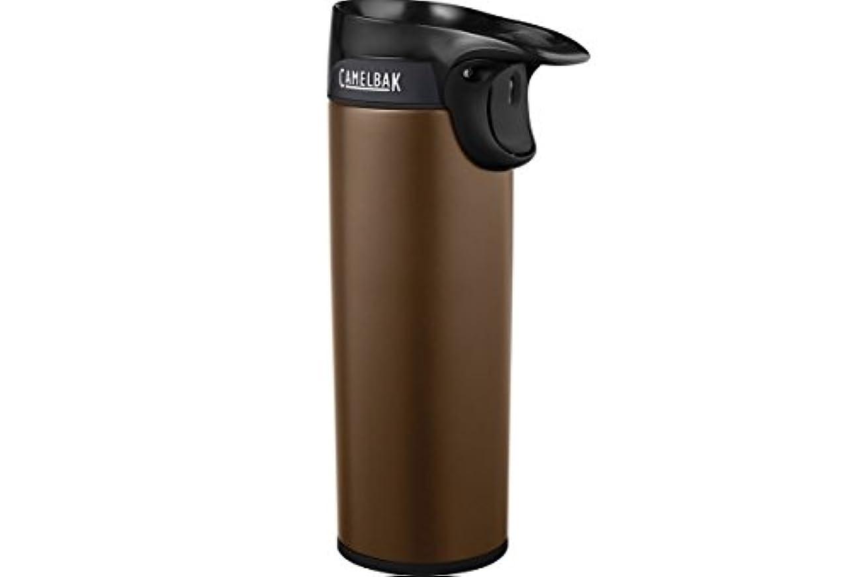 売る賞賛不安定なCamelbak Forge Vacuum 絶縁トラベルマグ - 青銅, 0.5 L