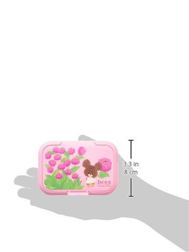 テクセルジャパン ビタット くまのがっこう リトルスマイルジャッキー ピンク 1コ入