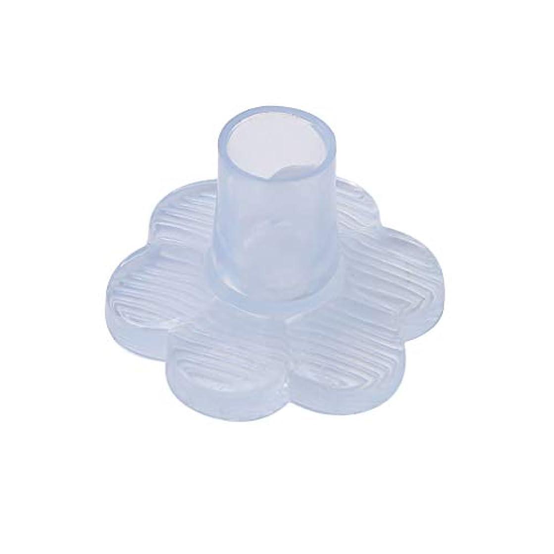冷ややかなふくろう予想するMODMHB ヒールキャップ 5ペアセット 透明PVC製 ハイヒール/ダンスシューズ用 ヒール保護 ヒールプロテクター 滑り止め ヒール傷防止,10-11mm直径