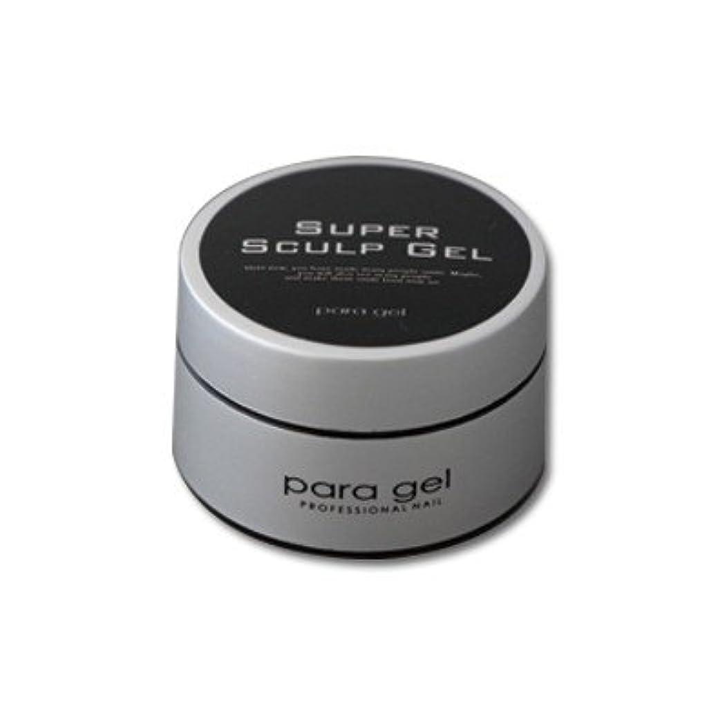 パンサー欠如治すpara gel(パラジェル) スーパースカルプジェル 10g