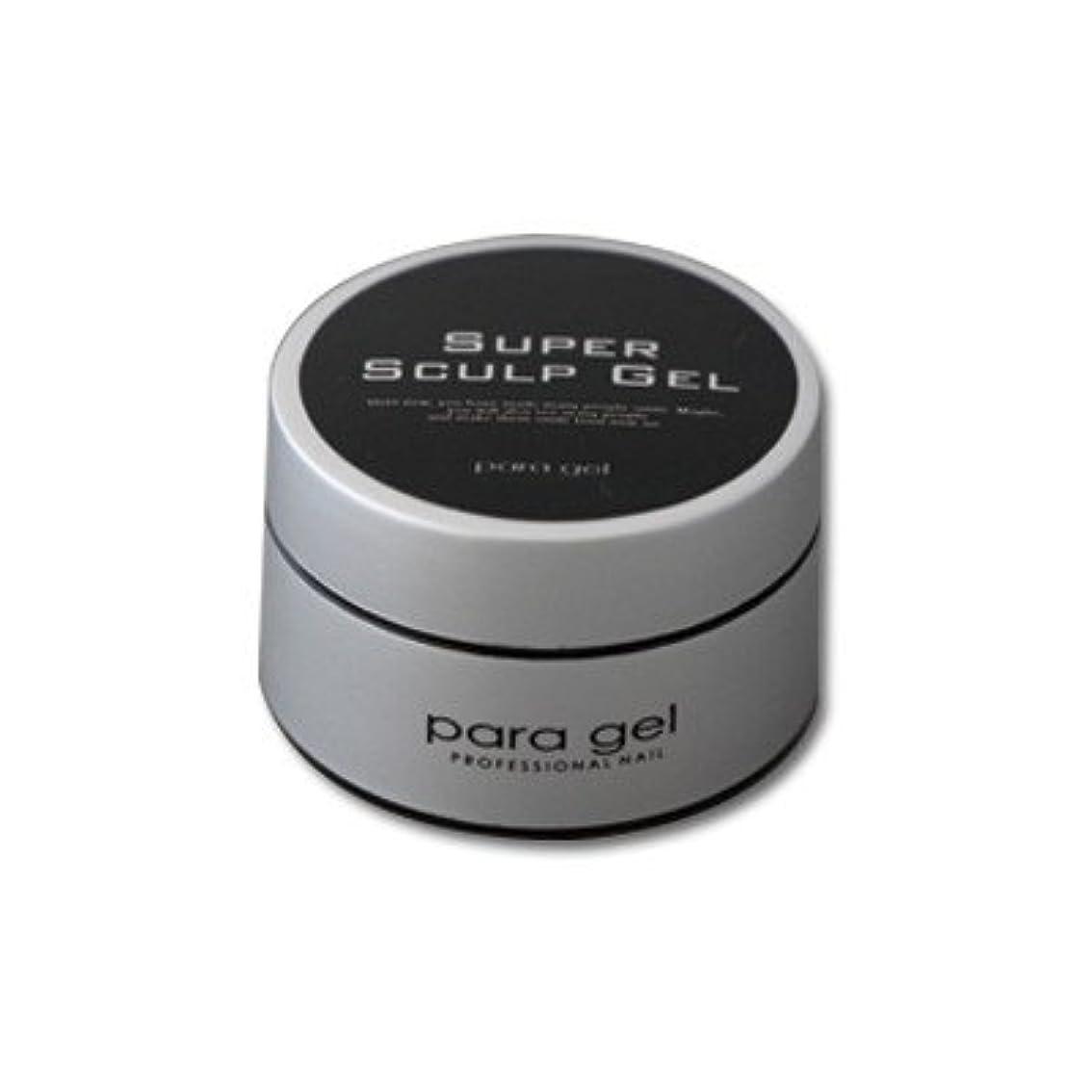 マングルゆるく東ティモールpara gel(パラジェル) スーパースカルプジェル 10g