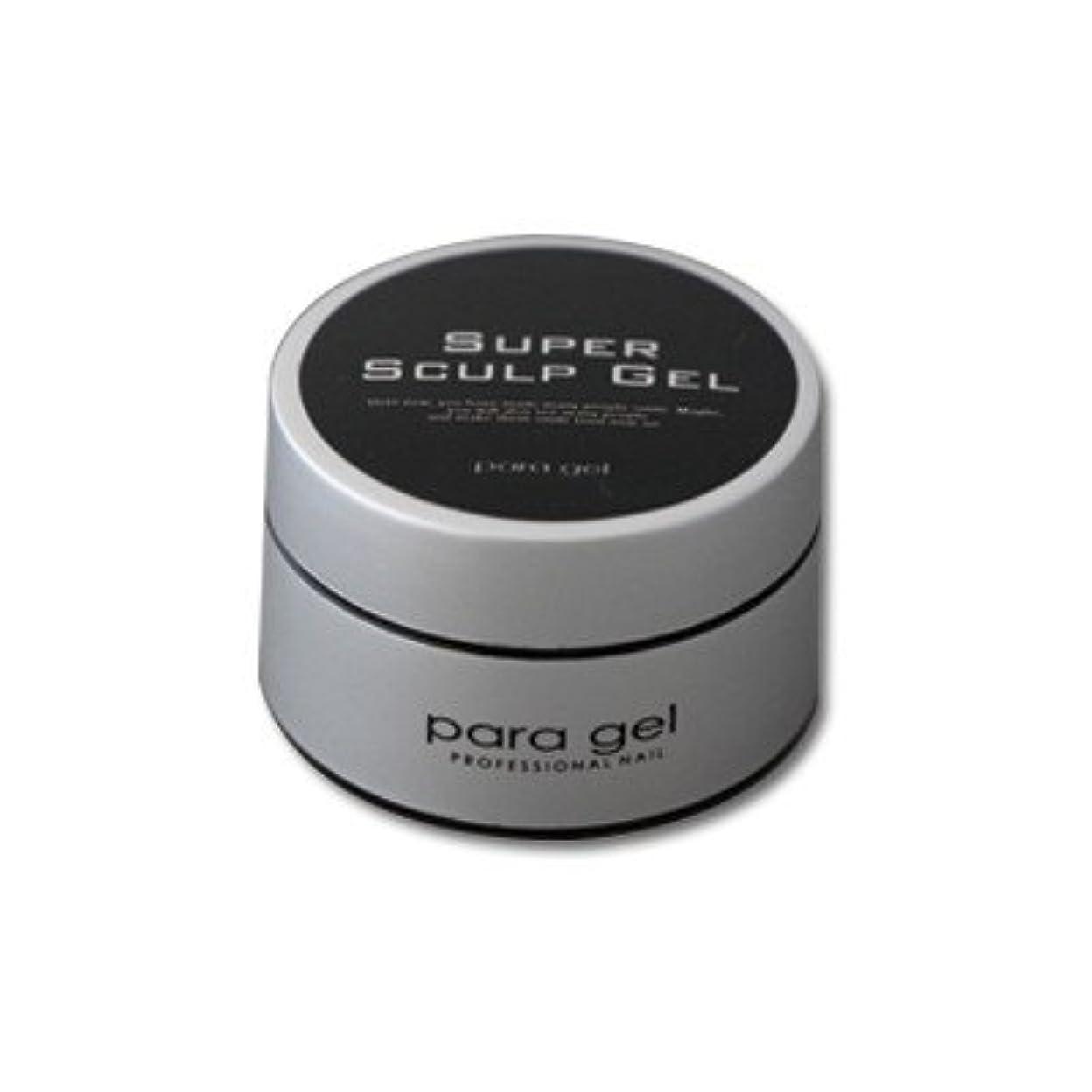 限界寄付リビングルームpara gel(パラジェル) スーパースカルプジェル 10g