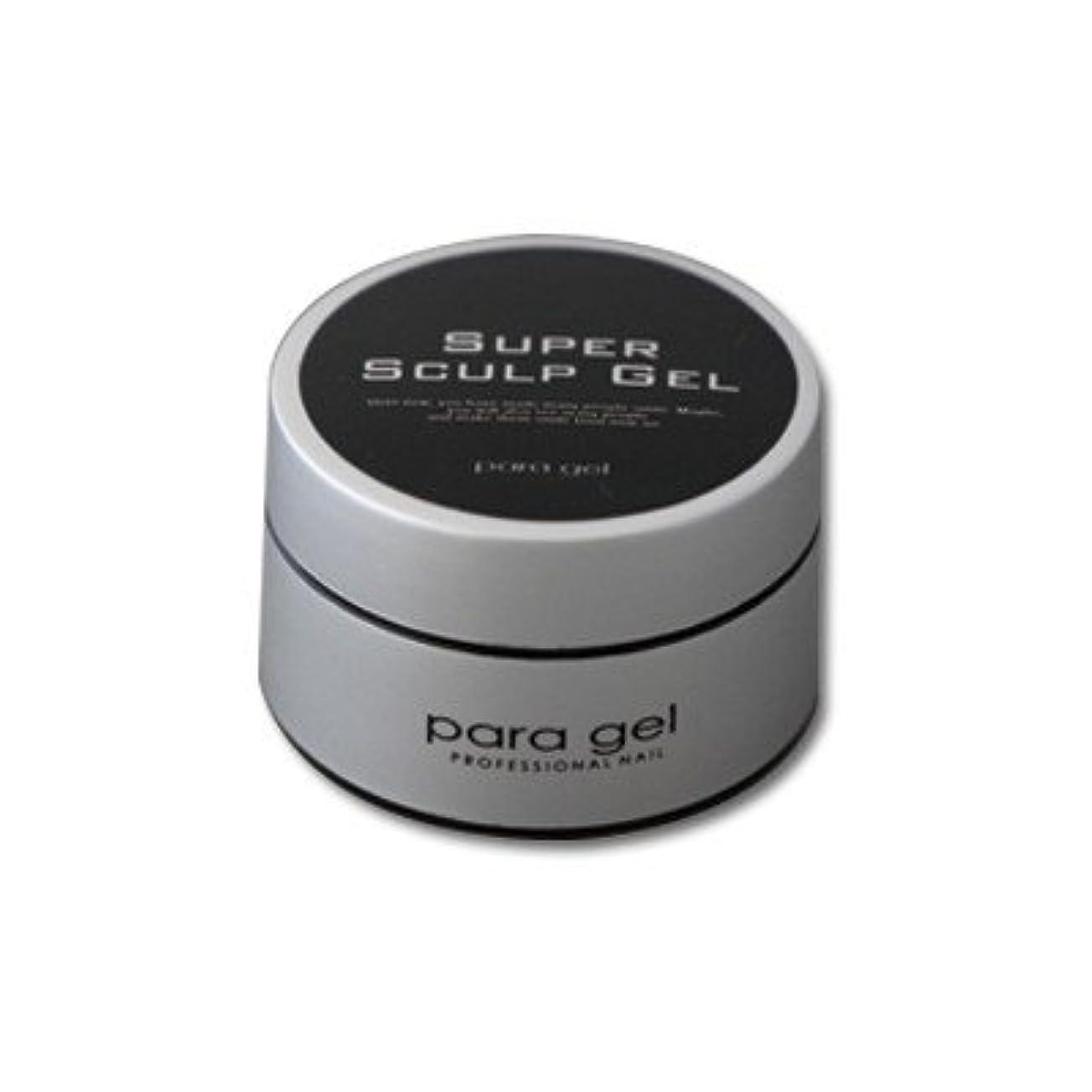 ペンフレンド合理化批評para gel(パラジェル) スーパースカルプジェル 10g
