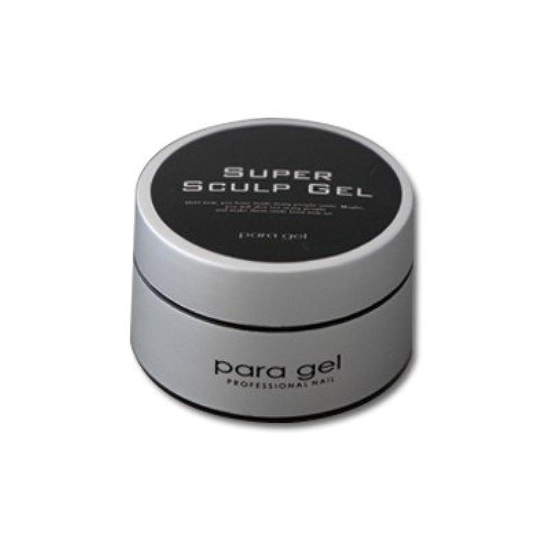 グリップ歪める消化para gel(パラジェル) スーパースカルプジェル 10g