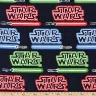 "Valance Star Wars 42"" x15""パネル"
