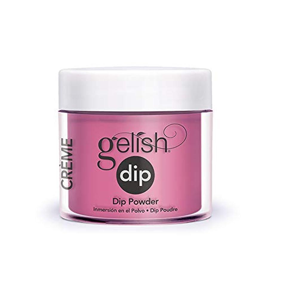 結論ロゴ黒人Harmony Gelish - Acrylic Dip Powder - Tropical Punch - 23g / 0.8oz