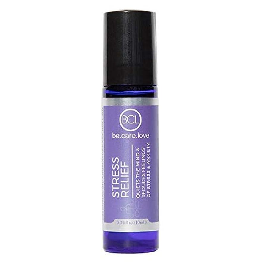 海里便利クレア[Be Care Love Naturals ] ケア愛のナチュラルなる救済エッセンシャルオイルロールオンを強調 - Be Care Love Naturals Stress Relief Essential Oil Roll-on...