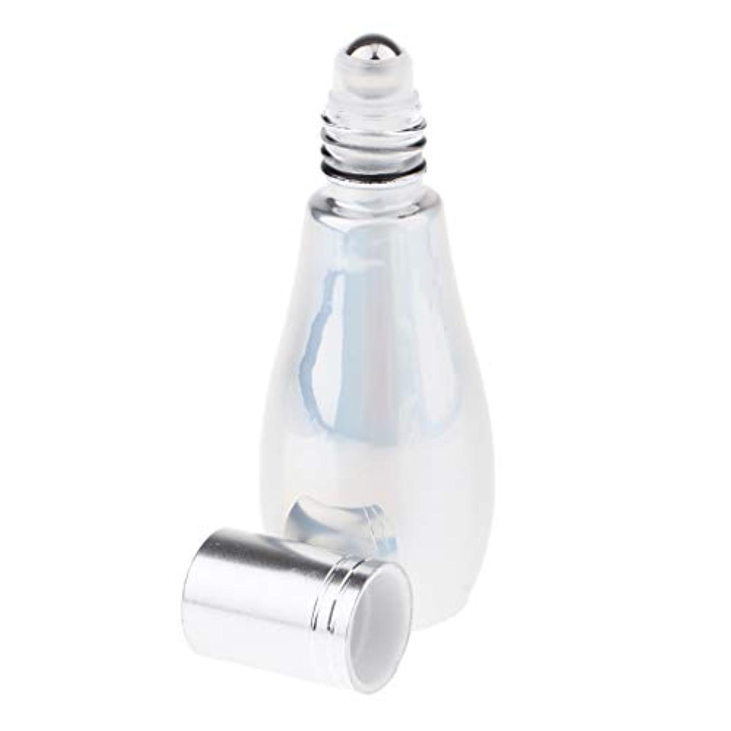 一杯うつ要求するT TOOYFUL 香水 ロールオン アトマイザー 小分けボトル 香水ボトル ローラーボール ガラス 全2タイプ - ローラー