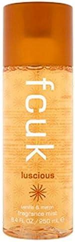 Fcuk Luscious Vanilla and Melon Body Mist for Women, 250ml