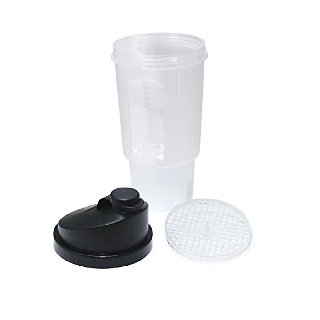 音楽家同様の文献nufazes 20 oz Protein Shaker