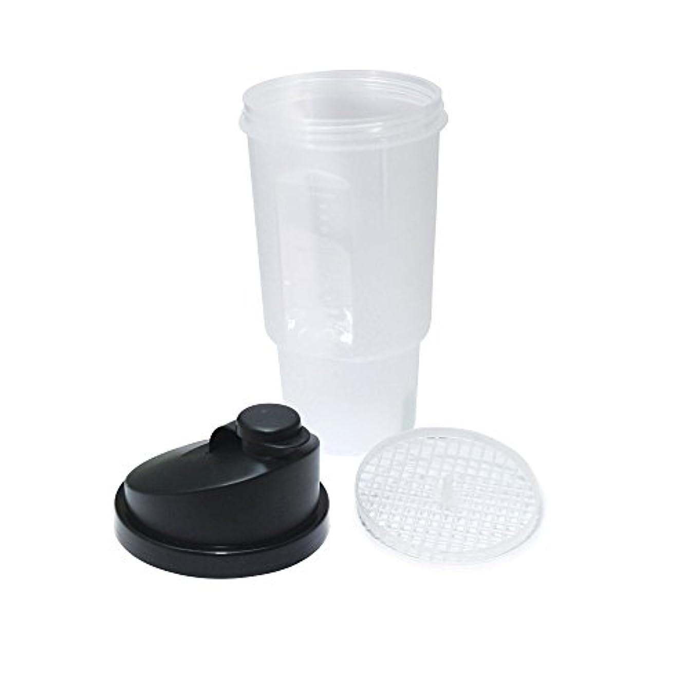 かみそりお肉分散nufazes 20 oz Protein Shaker