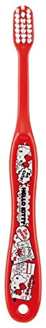 強大な守銭奴文明化するSKATER ハローキティ 歯ブラシ(転写タイプ) 小学生用 TB6N
