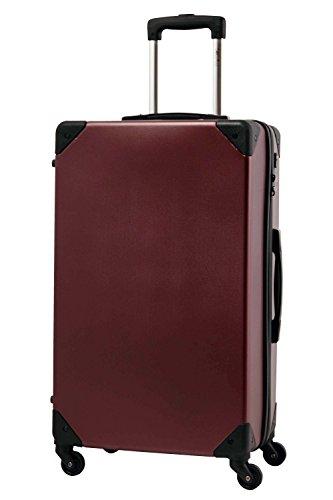 S型 紅葉 / PET7156 機内持込可 TSAロック搭載 トランクケース 超軽量 小型 (1~3日用)