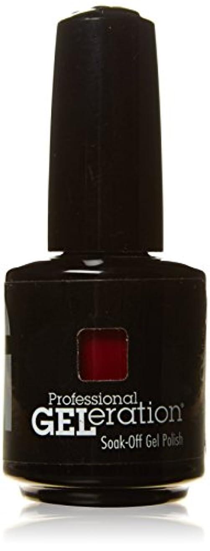 引き渡す保守的ビルダージェレレーションカラー GELERATION COLOURS 290 C マーロット 15ml UV/LED対応 ソークオフジェル