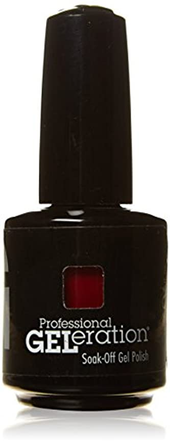 ジェレレーションカラー GELERATION COLOURS 290 C マーロット 15ml UV/LED対応 ソークオフジェル