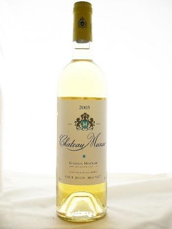 シャトー・ミュザール・ホワイト 03【Chateau Musar White】【レバノン産・白ワイン・オーガニックワイン・辛口】