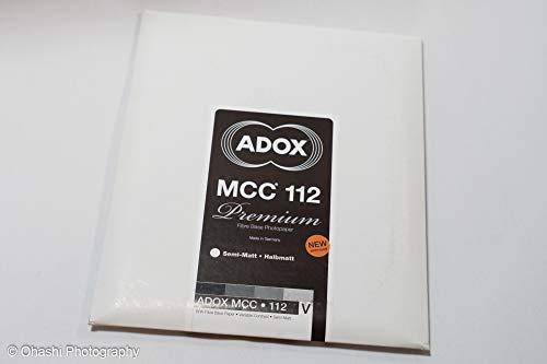 ADOX 白黒印画紙 MCC 112 Semi-Matt 8X10 六切 100枚
