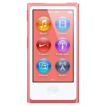 Apple iPod nano 16GB ピンク MD475J/A <第7世代>