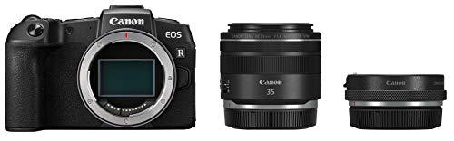 Canon ミラーレス一眼 カメラ EOS RP RF35 MACRO IS STM マウントアダプターキット