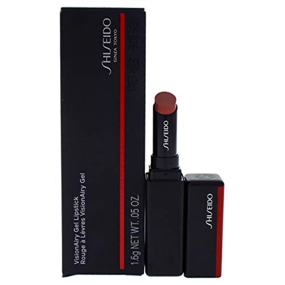 資生堂 VisionAiry Gel Lipstick - # 202 Bullet Train (Muted Peach) 1.6g/0.05oz並行輸入品