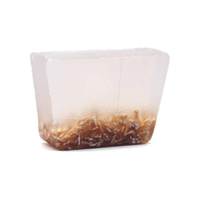 アクロバットバズのためにプライモールエレメンツ アロマティック ミニソープ ラベンダーオートミール 80g 植物性 ナチュラル 石鹸 無添加