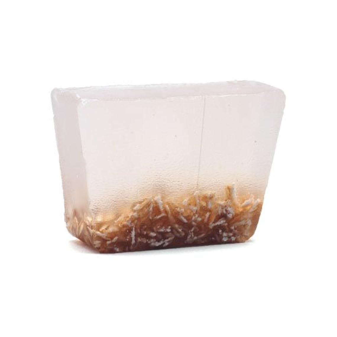 散る屋内不透明なプライモールエレメンツ アロマティック ミニソープ ラベンダーオートミール 80g 植物性 ナチュラル 石鹸 無添加