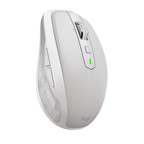 Logicool ロジクール MX1600sGY ANYWHERE 2S ワイヤレス モバイルマウス グレイ FLOW Bluetooth/USB接続 Wi...