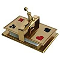 Collector's Card Press - Brass - Keep Your Magic Cards Perfect by Magic Makers [並行輸入品]