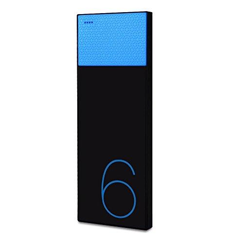 iRULU power bank モバイルバッテリー 6000mAh
