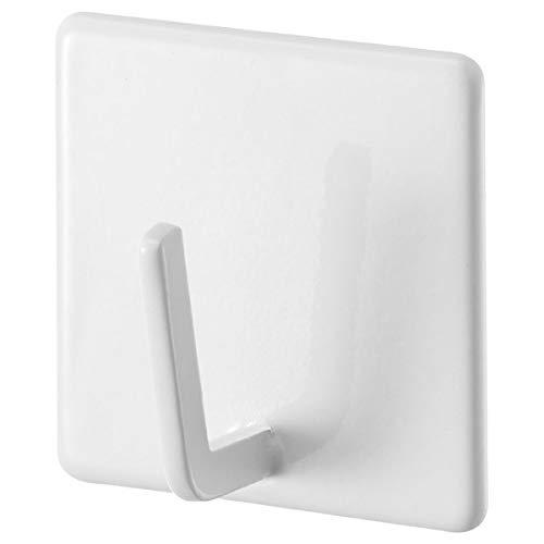 山崎実業 マグネットバスルームフック 2個組 ホワイト 約W5XD3.5XH5cm ミスト バス 浴室 フック 4235 2個入