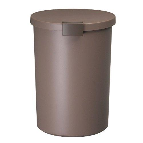 日本製 ごみ箱 フタ付きゴミ箱 ダストボックス 丸型 ペール ...