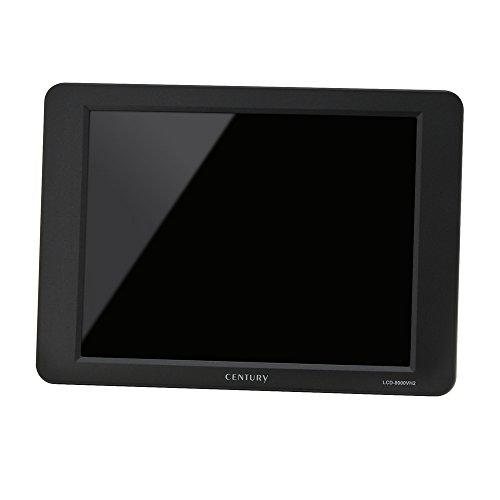 センチュリー 8インチHDMIマルチモニター 「8inch plus one HDMI ブラック」 (WEB簡易パッケージ仕様) LCD-8000VH2B_FP