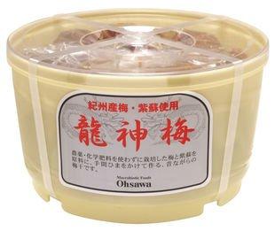 オーサワ 龍神梅(樽) 1kg