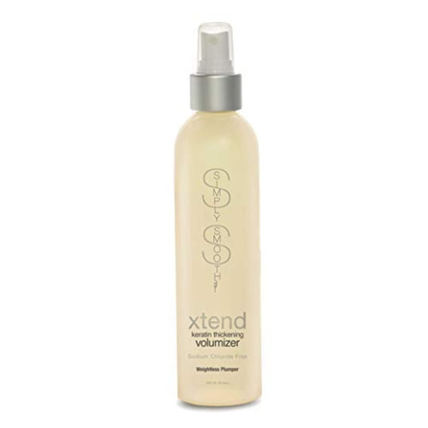 Simply Smooth Xtend Keratin Thickening Volumizer 8.5 oz. (並行輸入品)