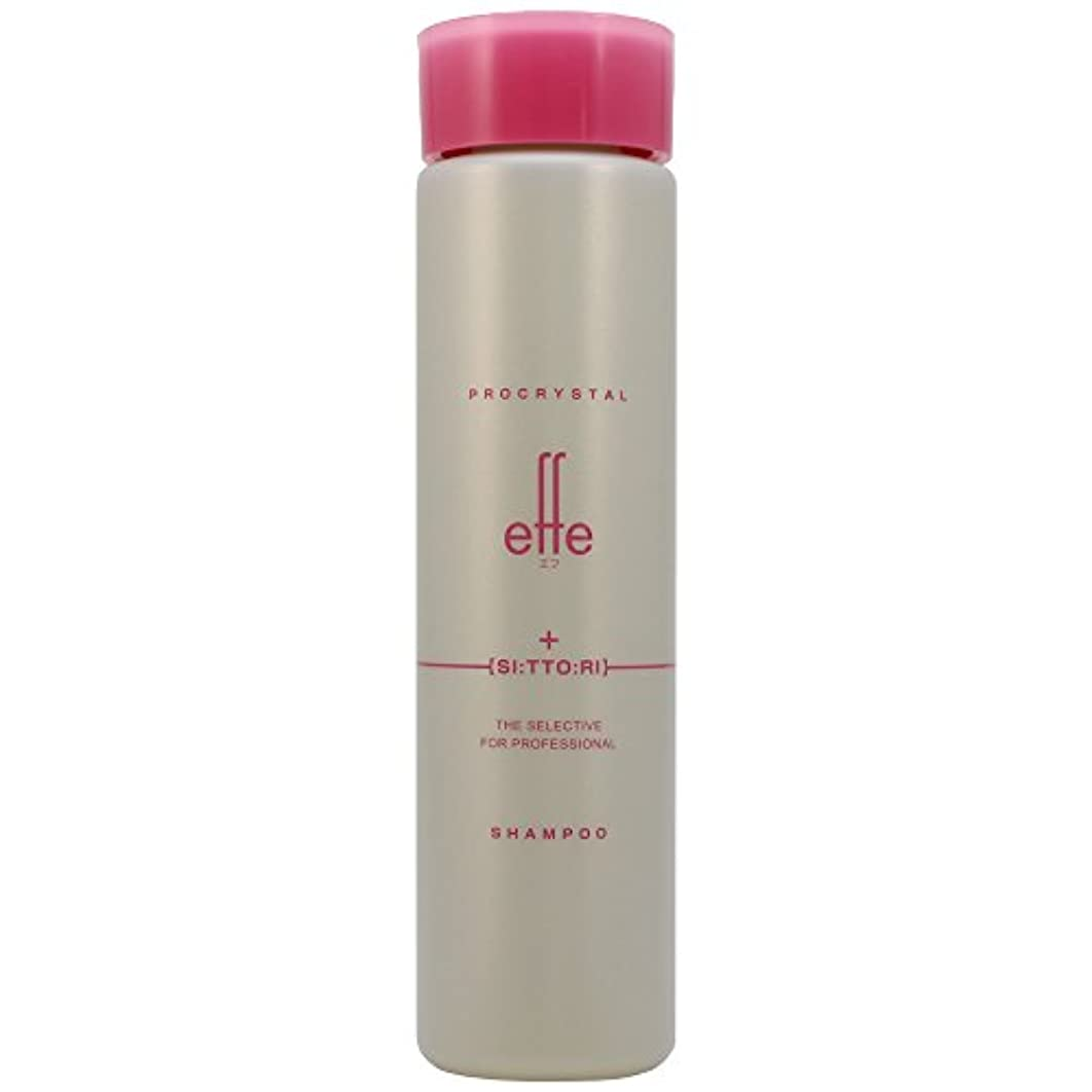 再発するミケランジェロシャークアペティート化粧品 プロクリスタル effe (エフ) シャンプー しっとり250ml