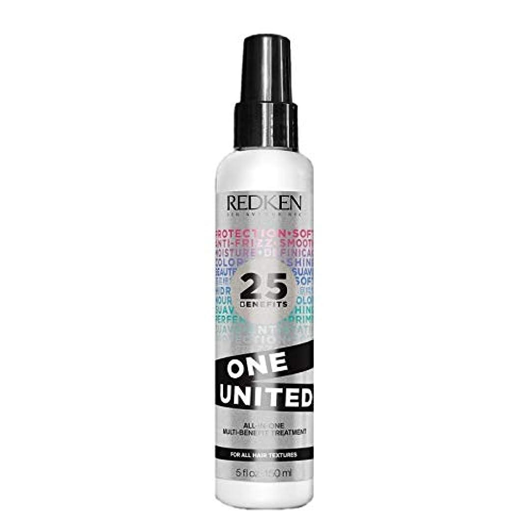 北極圏着陸聖なるRedken Unisex One United Multi Benefit Hair Treatment, 5 Ounce by Redken