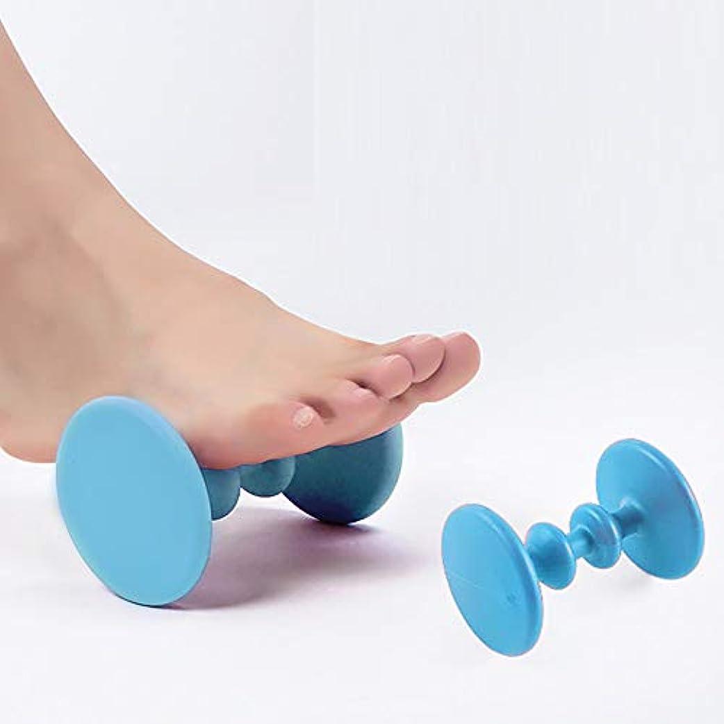 花束閉塞を必要としています足つぼマッサージ フットマッサージ ツボ刺激 血行促進 足裏 腿 腕等 立ち仕事の多い方 お年寄り