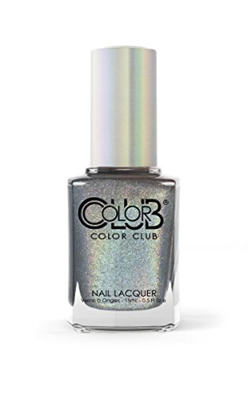 絡み合い過敏な九月Color Club Nail Lacquer - Halo Chrome Collection - Beg, Borrow, and Steel - 15ml/0.5oz