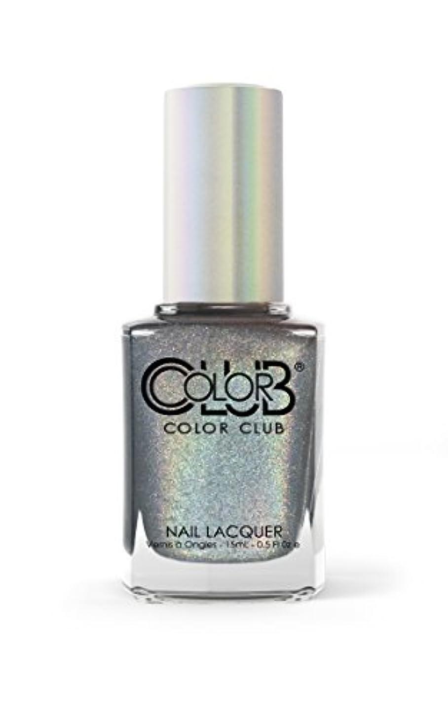 早める準備ができて豪華なColor Club Nail Lacquer - Halo Chrome Collection - Beg, Borrow, and Steel - 15ml/0.5oz