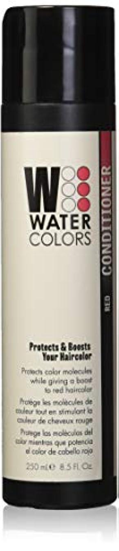 マスクマナーつなぐWatercolors Boost Conditioner - Red