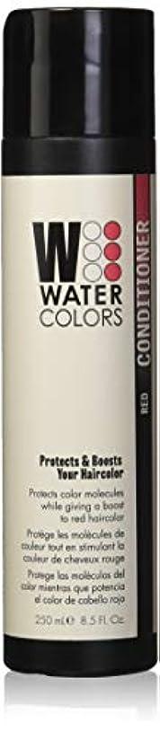 セレナ足部Watercolors Boost Conditioner - Red