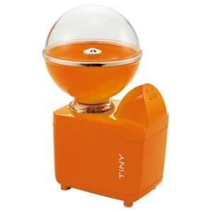 KOIZUMI(コイズミ) パーソナル加湿器 TiNY 【好みのカラーで癒しの潤い!】KHM-1001/D オレンジ