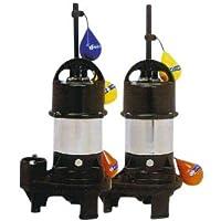 桜川ポンプ 高機能樹脂製ポンプ SCRS フランジ タイプ 自動交互運転形 SCRS-321DWS 50Hz 水中ポンプ