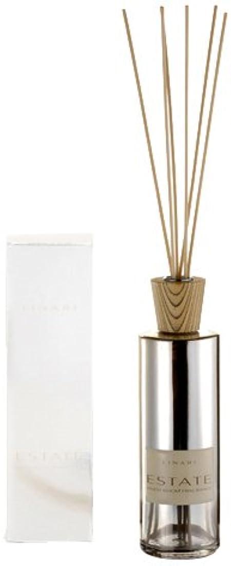 不適当辛な両方LINARI リナーリ ルームディフューザー 500ml ESTATE エスタータ ナチュラルスティック natural stick room diffuser[並行輸入品]