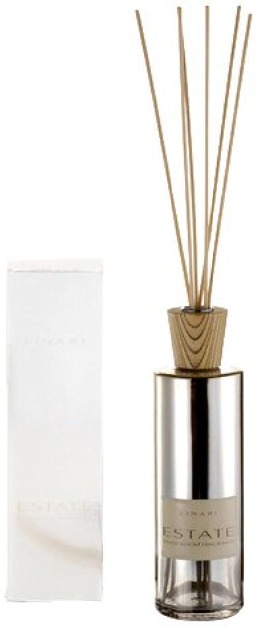 鑑定ありがたい許容LINARI リナーリ ルームディフューザー 500ml ESTATE エスタータ ナチュラルスティック natural stick room diffuser [並行輸入品]