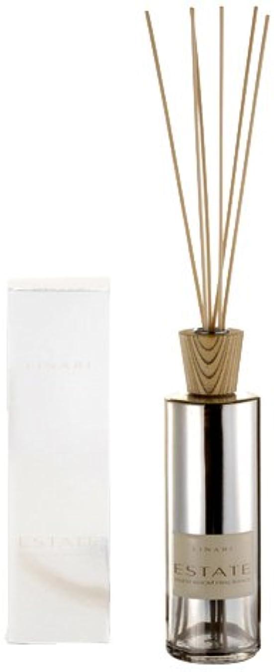 かもめおそらく遺棄されたLINARI リナーリ ルームディフューザー 500ml ESTATE エスタータ ナチュラルスティック natural stick room diffuser